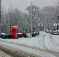 Snow in Saddleworth England