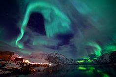 "irkajavasdream: "" The North Sky John A Hemmingsen    """