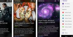 """Yahoo adds """"digital magazines"""" to be applied to Android devices"""