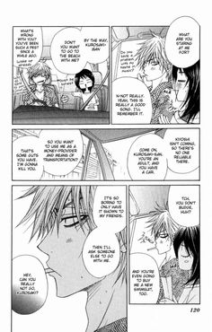 Dengeki Daisy Manga - Chapter 13 - Page 9 of 39 - AnimeA
