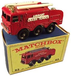 Matchbox Cars were the greatest, most fascinating toy cars of all! They were die cast with extreme precision with the details of a model. Custom Hot Wheels, Hot Wheels Cars, Vintage Toys 1960s, Childhood Toys, Childhood Memories, Hobby Toys, Matchbox Cars, Metal Toys, Small Cars