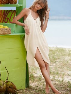 Side-cowl Cover-up - Victoria's Secret