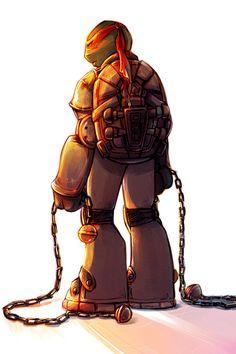 #TMNT Raphael