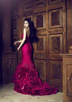 Harsuccthing Blog - Famous Chinese Wedding dress