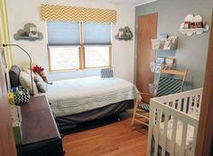 Søren's Sunny With a Chance of Smiles Nursery — My Room