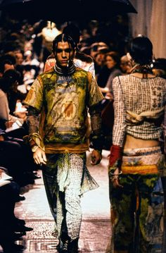 Jean Paul Gaultier Spring 1994 Ready-to-Wear Fashion Show