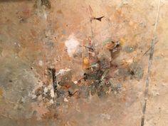 Detalle de una obra de Florencio Galindo