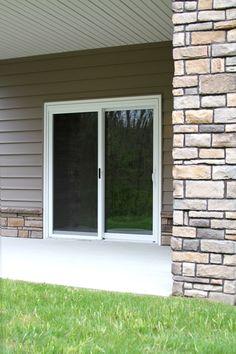 ProVia Patio Door Style WX9600..