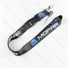 JDM Style MOPAR Logo Lanyard Cellphone JDM Refitting Racing Car Keychain ID Holder Mobile Neck Strap with Quick Release Review