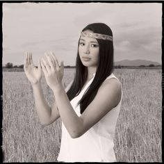 Photograph by Matika Wilbur, project to photograph all 562 tribes