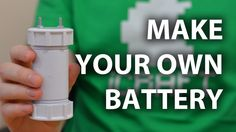 Make your own battery. http://www.youtube.com/watch?v=EL9sUXtWtwI