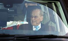 Read more Prince Philip leaves hospital to spend Christmas with the Queen in Sandringham ROYAL-UPDATE Royal-Update Princess Beatrice Wedding, Royal Lodge, Prinz Philip, Edinburgh Travel, Remembrance Sunday, King Edward Vii, Isabel Ii, Royal Engagement, Saint George