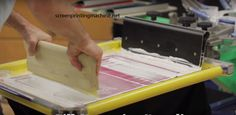 Most Effective Tactics to Choose the Right Squeegee for screen printing machine - Best Screen Printing Machine Screen Printing Equipment, Screen Printing Machine, Plastic Cutting Board, Tools, Prints, Instruments