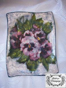- Porzellan lila (5)
