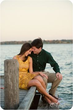 Aves Photography Dallas Fort Worth Wedding Photography with Feeling Vintage White Rock Lake Engagement Portraits Dock Lake Pictures Field Warm Sunlight 7726 Lindsey and Trey. And Love.