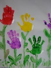 Handprint Garden from The SEEDS Network
