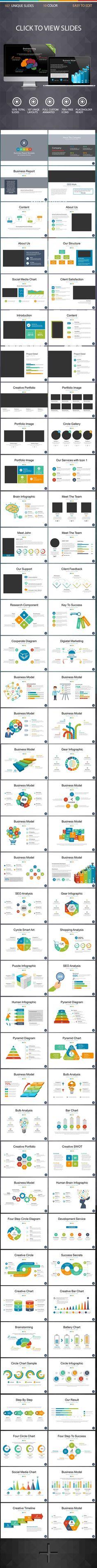 Modern Business PowerPoint Template 2