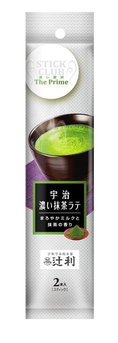 Amazon.co.jp: スティッククラブ 辻利 宇治 濃い抹茶ラテ (10.5g×2P)×18袋: 食品・飲料・お酒 通販