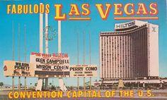 Hilton Hotel - Las Vegas, Nevada
