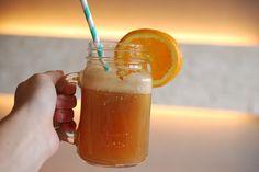 Joyce Cherry: Apple-Orange Juice