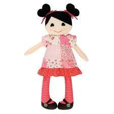 cloth dolls safe for little children - Google Search