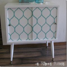 Diy Stencil For Painting Accents
