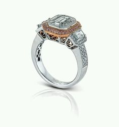 I think this is the engagement ring I want... Simon G of course