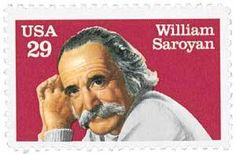 1991 29c William Saroyan Scott 2538 Mint F/VF NH