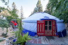 DOMINO:Eight Airbnbs That Give Glamping A New Meaning