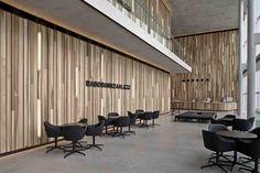 6 Nuevo teatro y centro de las artes de la ciudad de Nieuwegein