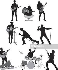 Gente jugando música Body Reference, Drawing Reference, Karaoke, Guitar Photography, Human Drawing, Pencil Art Drawings, Poses, Letter Logo, Musical
