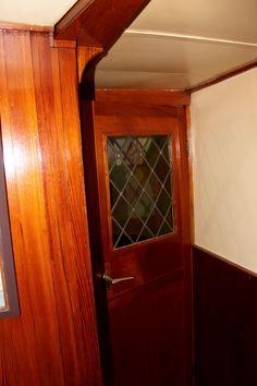 Door to cabin 1