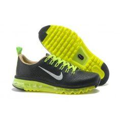 the latest 37845 b0a76 Nike Air Max Motion Schwarz Grün Silber Männer