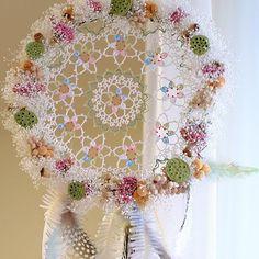 #tattinglace #kissthelace #preservedflower #flower #dreamcacher #태팅레이스 #키스더레이스 #스프링도일리 #첫눈에반한태팅레이스 #프리저브드플라워