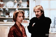 Alan Rickman 1945 | Copyright by respective production studio and/or distributor.Intended ...