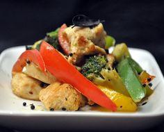 Pollo con senape e curry   Honest Cooking Italia