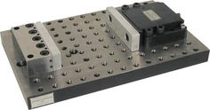 Stevens Engineering's 626 modular vise is a versatile workpiece clamping device for VMCs and HMCs.