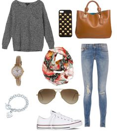 Cute outfit!! :)