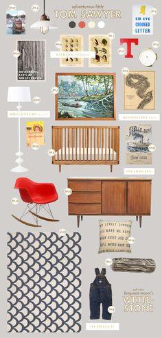 tom sawyer baby room ideas Wanna have a son called Sawyer one day...