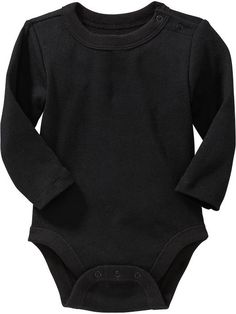 Long-Sleeved Bodysuits for Baby Product Image