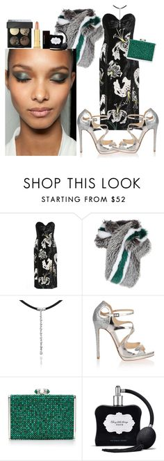 """""""Erdem"""" by denibrad ❤ liked on Polyvore featuring Erdem, Lilly e Violetta, Cloud 9, Bobbi Brown Cosmetics, Orlando Orlandini, Jimmy Choo, Judith Leiber, Victoria's Secret and Kevyn Aucoin"""
