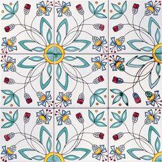 Ceramica Artistica Vietrese Giovanni De Maio Dalla Ceramica ...