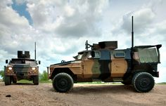 The front and side views of two right hand operating JLTV vehicles delivered to the Australian Army. Image courtesy of Lockheed Martin. - Image - Army Technology
