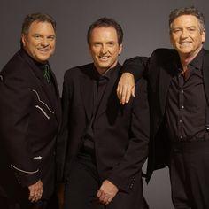 Steve, Rudy and Larry Gatlin