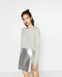 Image 2 of PEARL SWEATER from Zara