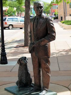 Gerald R. Ford Statue, Presidents Tour, Rapid City, South Dakota - 38th President of the United States of America