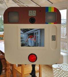 High Resolution Image: Home Design Ideas Diy Photo Booth . Instagram Photo Booth, Like Instagram, Arduino Projects, Electronics Projects, Foto Flash, Photo Boots, Photography Career, Photography Ideas, Wedding Photography