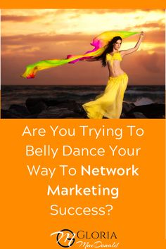 """Belly Dancing WHAAAAAT?  You see...  I just got this email...  I literally burst out laughing.  It had all of the right """"gimmicks"""" and headlines going on.  You've seen them all before…"""