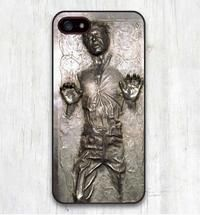 Star Wars Han Solo Frozen in Carbonite 3D iPhone Case