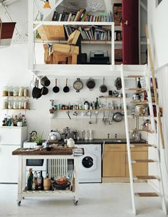 Bohemian modern_kitchen